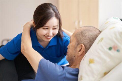 介護士介助