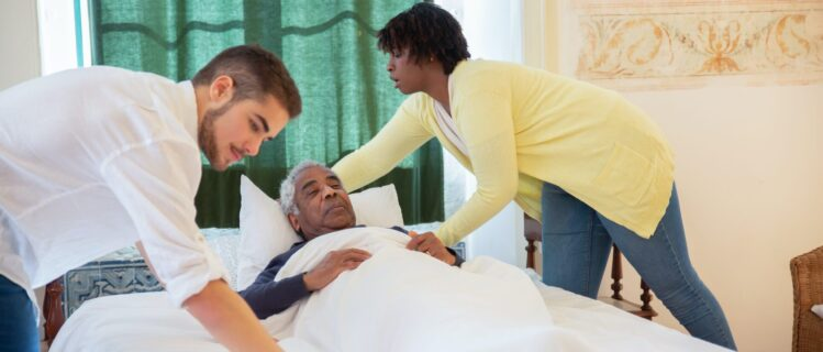介護施設サービスの種類