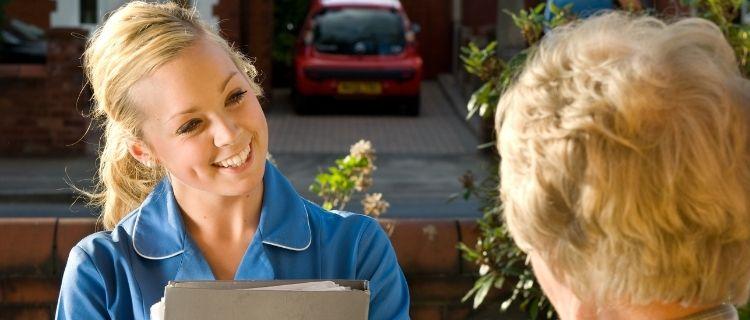 介護保険サービス利用希望者との面談