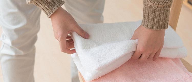 大変な点2:体を洗う
