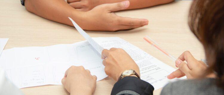 理学療法士の転職に関する履歴書の注意点